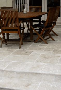 15 Best Travertine patios images | Travertine, Patio, Backyard on Travertine Patio Ideas id=35222