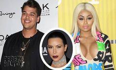 Kylie Jenner calls brother Rob Kardashian the devil in Instagram...: Kylie Jenner calls brother Rob Kardashian the devil in… #BlacChyna