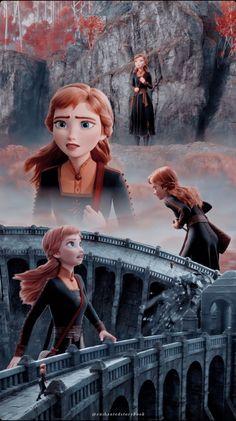 Disney Princess Paintings, Disney Princess Movies, Disney Princess Pictures, Frozen Art, Frozen And Tangled, Frozen Elsa And Anna, Anna Disney, Disney Frozen Elsa, Frozen Wallpaper