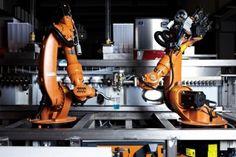 future, Makr Shakr, MIT Senseable City Lab, robotics technology, robotic systems, robotics, robot concept, future robot, futuristic