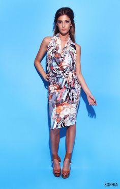 Sophia Drape Dress by Rebecca Rhoades In Stock, Rebecca Rhoades, Prom dresses, Prom Dress, Evening wear