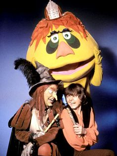 H. R. Pufnstuf - Loved watching this laying in front of the console tv in my footy pj's on Saturday mornings!