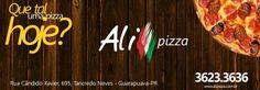 Que tal uma pizza hoje???