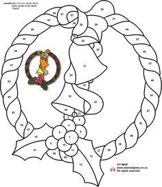 wreath_free_pattern