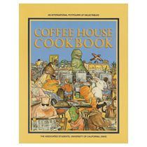 Coffeehouse Cookbook  The CoHo Cookbook is back! The cookbook adored by the students, staff, and alumni of UC Davis is available once agian. This is a reprint of the 1986 edition.
