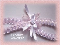 Baby and girl hair accesories made to order by Labores Arantza