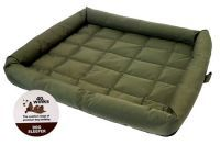 The 40 Winks Green Water Resistant Crate Mattress has a tough, hard wearing upper with a non-slip base.  £28.01
