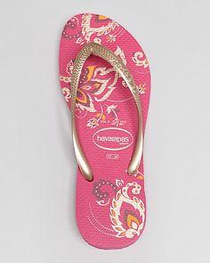 havaianas Flip Flops - Slim Season   Bloomingdale's