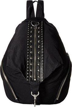 affc38e788c6 Rebecca Minkoff Julian Nylon Backpack w  Studs Backpack Bags