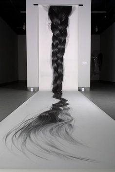 Hong Chung Zhangs 11,6 meter drawing.