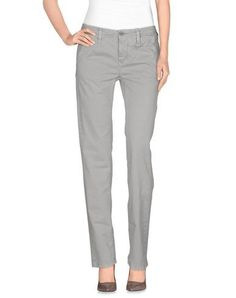 Siviglia White Women Casual Pants on YOOX. The best online selection of Casual Pants Siviglia White. Casual Pants, Khaki Pants, Women's Casual, Twill Pants, White Women, Jeans, Grey, Fashion, Gray