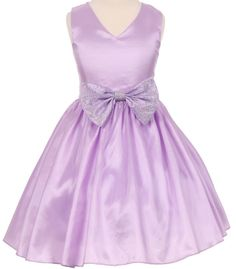 Ciera - Lilac Girls Special Occasion DressLilac Sparkle Special Occasion Dress for Girls New Dress at a perfect price. We love to bring you the best affordable flower girl dresses!