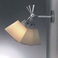 Tolomeo Parete Diffusore Wandlamp