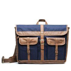 soto messenger bag / hasso