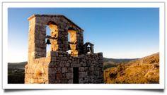 Torre espadaña de Trevejo