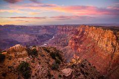 Le Grand Canyon, symbole de l'Ouest américain