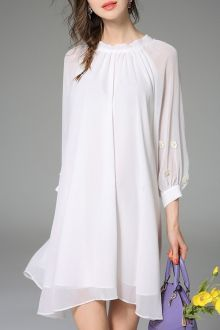Join Dezzal, Get $100-Worth-Coupon GiftSolid Color Loose Layered DressFor Boutique Fashion Lovers Only: Designer Collection·New Arrival Daily· Chic for Every Occasion