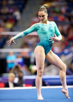 McKayla Maroney (USA) | 2013 | John Cheng. Love love love this leo.