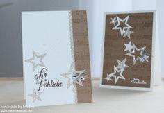 Weihnachtskarte Stampin Up Christmas Card Karte Card 110