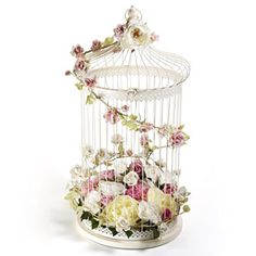 Decorated Birdcage | Craft Ideas & Inspirational Projects | Hobbycraft