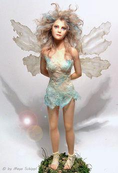 """OOAK Fairy """"Kate"""" © by Maya Schippl - www.maysi-art.de"""