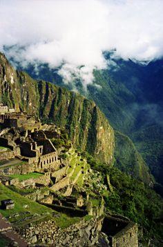 I'll be going here soon (beginning of summer to be exact)!!!  Machu Picchu, Peru