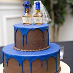 groom's cake...or wedding cake. love it. fun fun. by dianne