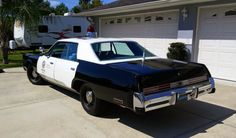 1978 Chrysler Newport VI  - Los Angeles Police Department (LAPD) - Etats-Unis