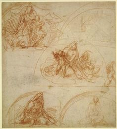 Andrea del Sarto: The Renaissance Workshop in Action at the Frick Museum in 2015/6