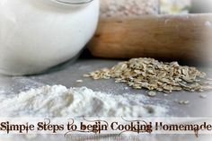 Simple Steps to Begin Cooking Homemade: Baked Goods - Keeper of the Home