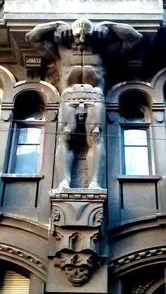 Otto Wulff - atlante Antique Photos, Be Nice, Buenos Aires, Historia, Architecture