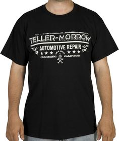 Teller-Morrow Auto Repair Shirt