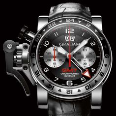 Graham GMT Chronofighter Oversize