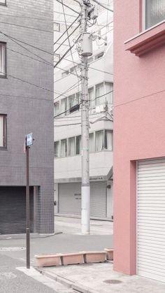 Ideas for design wallpaper grey Pastel Wallpaper, Tumblr Wallpaper, Of Wallpaper, Designer Wallpaper, Wallpaper Backgrounds, Iphone Wallpaper, Pastel Lockscreen, Aesthetic Japan, City Aesthetic