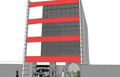 prédio 3 andares pré moldado - Pesquisa Google