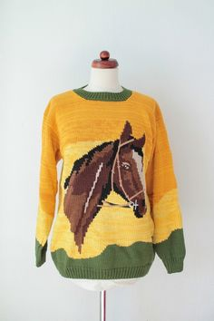 horse knit