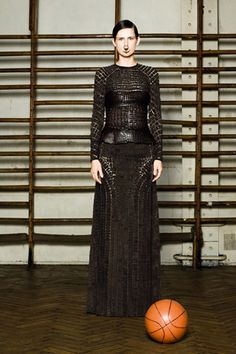Givenchy Spring 2012 Couture Collection on Style.com: Runway Review