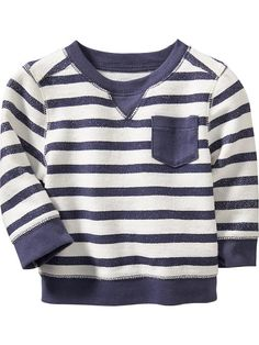 Striped Pullovers for Baby Product Image