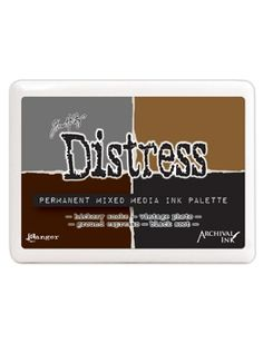 RESERVE Ranger TIM HOLTZ DISTRESS Mixed Media Palette AMP47704