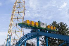 Cedar Point Rides new 2015 - Bing Images