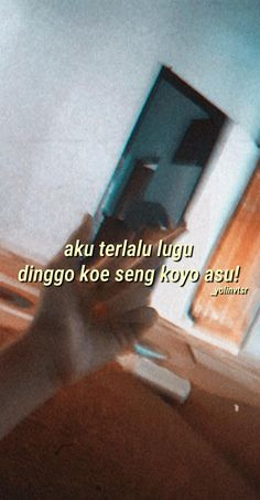 Jokes Quotes, Me Quotes, Qoutes, Quotes Galau, Quotes Indonesia, Quote Aesthetic, Design Quotes, Captions, It Hurts
