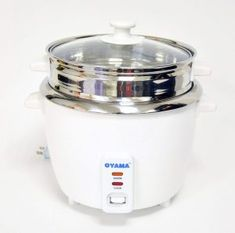 OYAMA Stainless CNS-A15U Rice Cooker