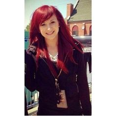 Jen ledger. I absolutely  love this chick!❤:D