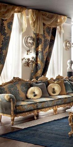 ***Home Interiors : Living Room - Décor***