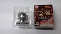 Authentic Sengoku Basara One Coin Grande Collection Fuma Kotaro figure-free post #Kotobukiya