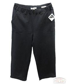 Travel Smith 32264 Women's Original Fit Capri Pants, Black, S