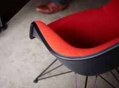 Eames Plastic Chair DAR