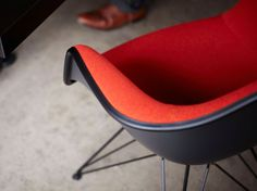 Eames Plastic Chair DAR