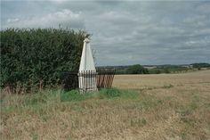 Rowland Taylor monument, Hadleigh, Suffolk