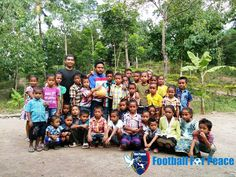 Uni Papua FC Soe share with the children in the village Bijeli, Polen TTS, NTT and children in the villageTabu, North Mollo TTS, NTT Life must share with others http://unipapua.net/berita/uni-papua-fc-soe-share-with-the-children-in-the-village/ UP SOE -AH-